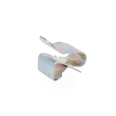 Clip Métal 1 Tube - Metal Edge Clips For 1 Tube